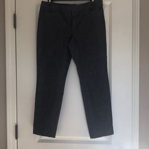 BANANA REPUBLIC Sloan denim ankle pants